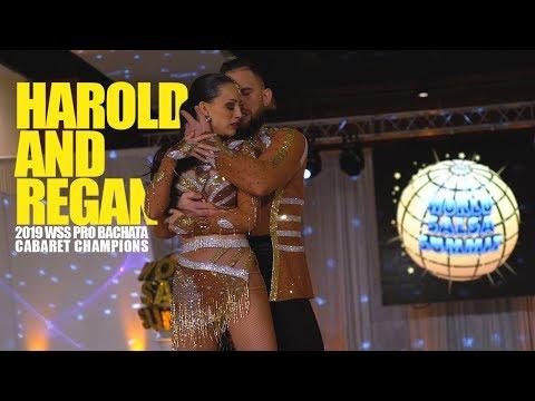 Harold & Regan - 1st Place - 2019 World Salsa Summit - Pro Bachata Cabaret