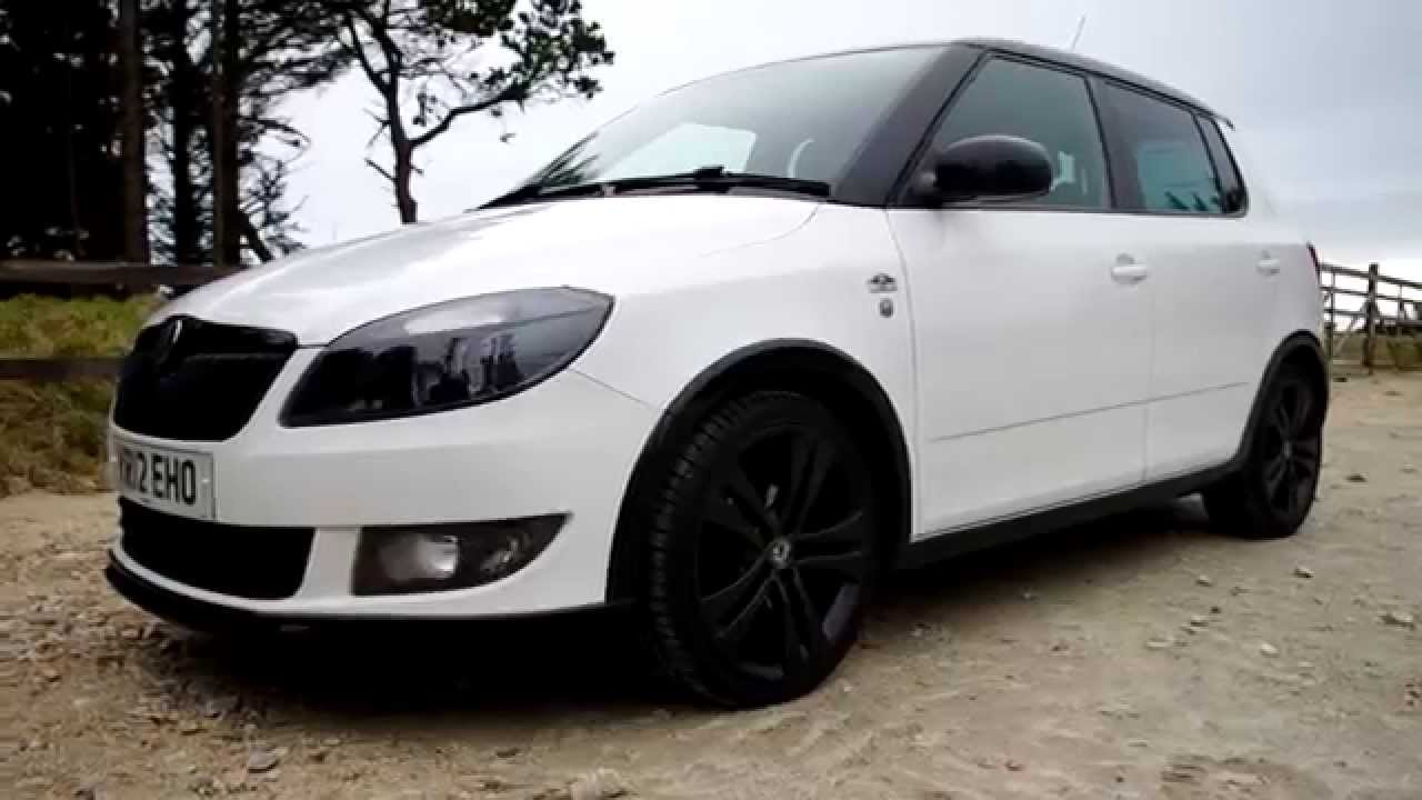 2012 skoda fabia monte carlo youtube. Black Bedroom Furniture Sets. Home Design Ideas