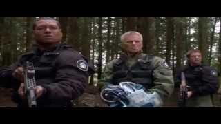 Stargate SG1 season 8 Trailer #1 Richard Dean Anderson