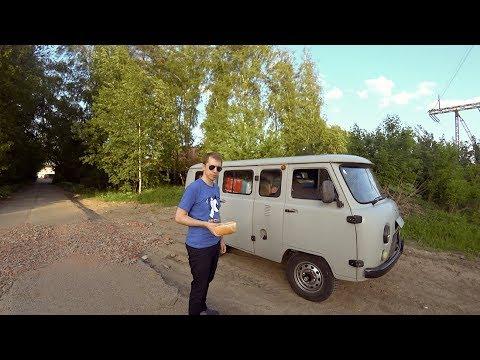 УАЗ Буханка 2019 (2206) - Динозавр в городе (полный обзор внедорожника)