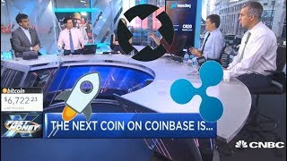 THE NEXT COIN ON COINBASE IS? - 0x vs Ripple/Stellar?