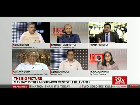 The Big Picture - May Day: Future of Labour Movement in India