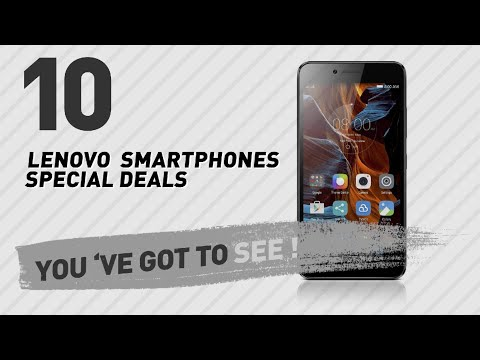 Lenovo Smartphones At The Great Indian Festival // Up To 40% On Mobiles