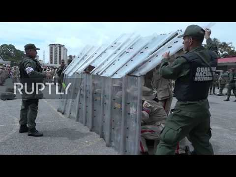 Venezuela: Citizen militias