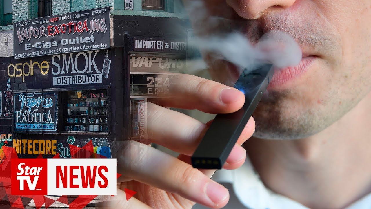 Vaping Possibly Linked To 2 New Deaths, Illnesses