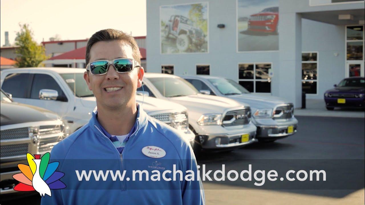 Truck Month - Mac Haik Dodge Chrysler Jeep Ram Temple - YouTube