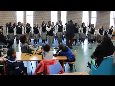 Detroit Youth Choir (DYC)  Melodies From Heaven