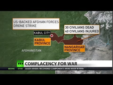 US Drone strike kills 30 farmers (Full show)