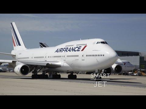 Documentaire sur Boeing et son B-747