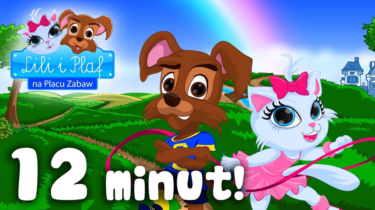 Lili I Plaf Wszystkie Piosenki Dla Dzieci Hd Dzieciece Hity Youtube