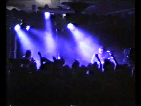 The Neon Judgement - Tomorrow in the Papers - Live Jönkoping Sweden 1988