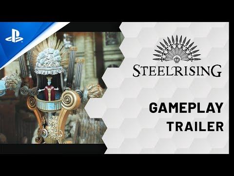 Steelrising - Gameplay Trailer | PS5