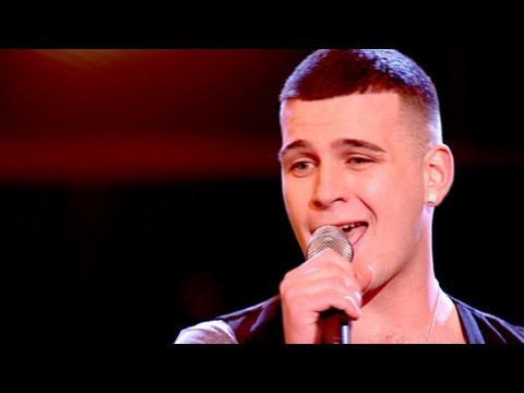The Voice UK 2013 | Mike Ward performs 'Just To See You Smile' - The Knockouts 1 - BBC One