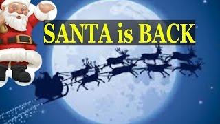 Clash of Clans SANTA is BACK- Clashmas special Santa spell gift