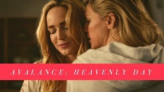 Sara Lance and Ava Sharpe || Legends of Tomorrow || Heavenly Day  {+4x01}