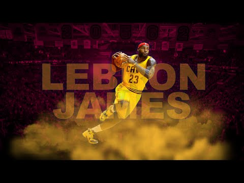 LeBron James- French Kiss (NBA Highlights)