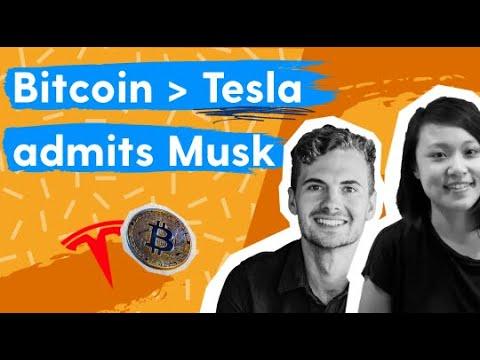 Elon Musk makes SHOCKING Bitcoin confession S3E3 | News RoundUp | thumbnail