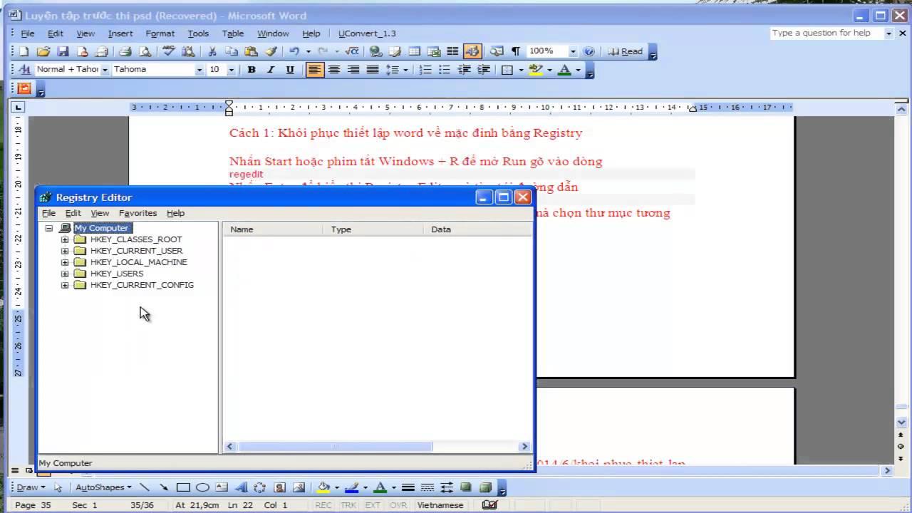 Khắc phục 'lỗi Đánh số trang' trong 'Microsoft Word' hiện chữ 'PAGE'