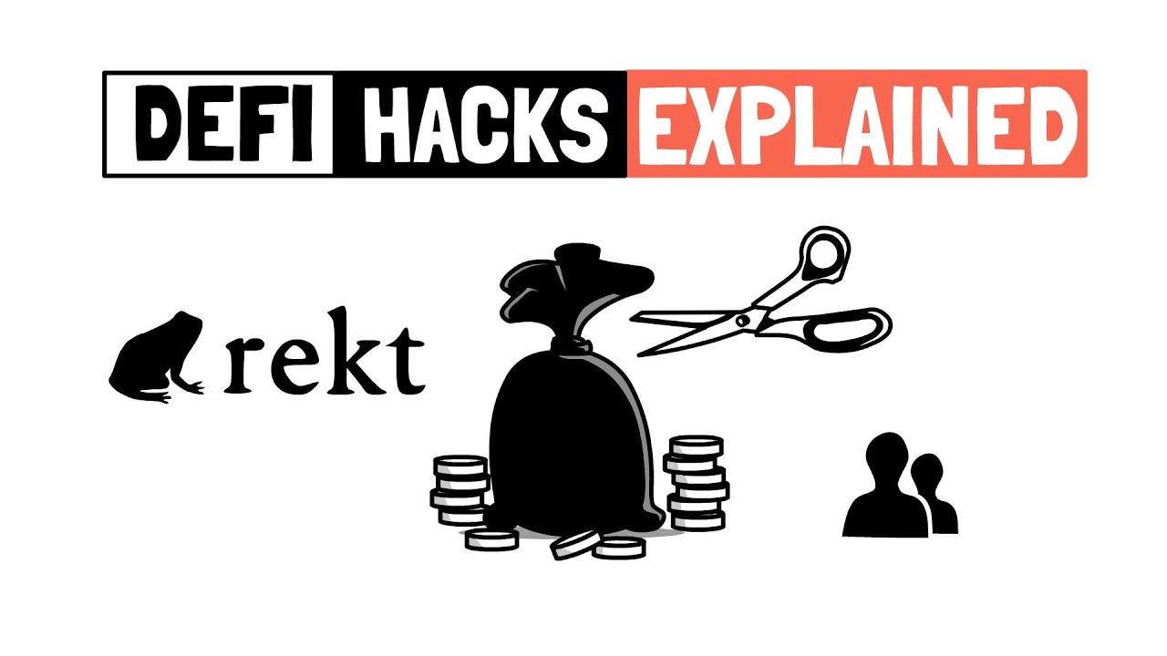 How (Not) To Get REKT - DeFi Hacks Explained
