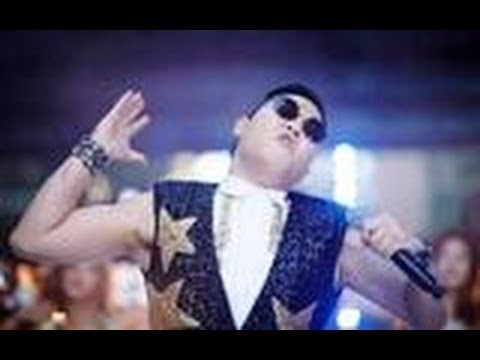 Meet The Gangnam Style Rapper PSY