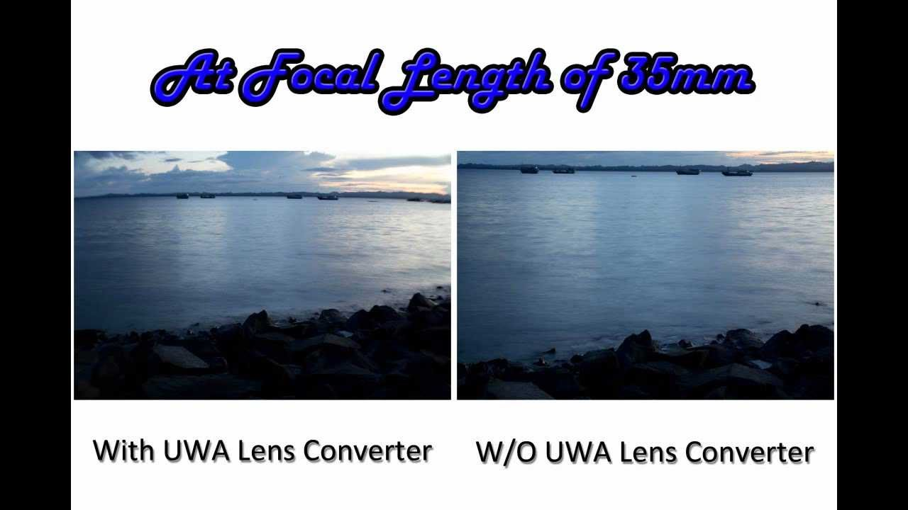 Review Digital Concepts 043x Super Wide Angle Macro Lens Converter