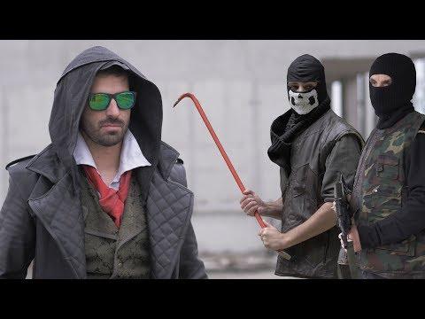 Budapest, a bűn városa (Assassin