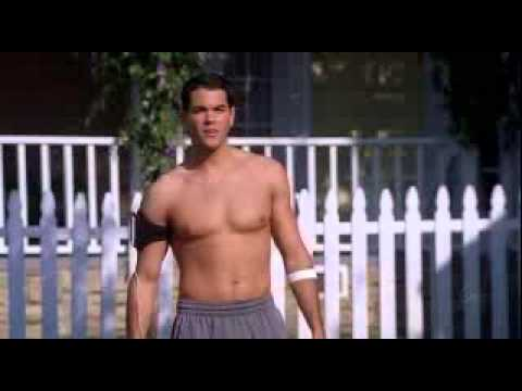 Jesse Metcalfe Shirtless In Desperate Housewives