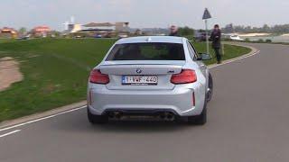 Sportcars Accelerating - Aventador S, SRT Demon, M6 Akrapovic, Armytrix GT-R, M2 & MORE!
