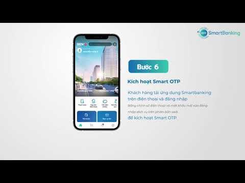 Hướng dẫn chuyển đổi lên SmartBanking thế hệ mới (dành cho khách hàng đang sử dụng BIDV Online)