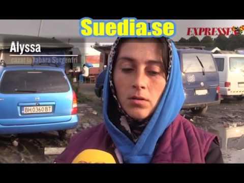 5 zile, 10 orașe – o călătorie prin Suedia cerșetorilor