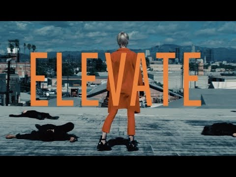 Jeff Cage - VIDEO: Papa Roach Get Laser Happy in New Video for Elevate