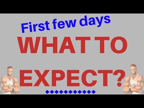 First Few Days of Federal Prison
