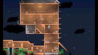 Terraria Как заполучить множество ресурсов.