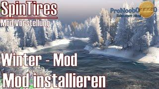 SpinTires ★ Winter - Mod I Tutorial ★ Mods Installieren [Deutsch/HD]