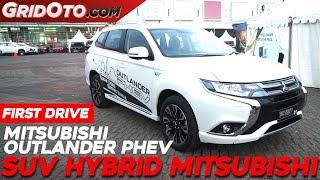 Mitsubishi Outlander PHEV | First Drive | GridOto