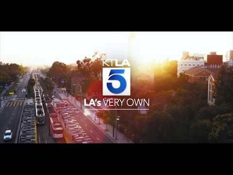 KTLA Channel 5 - LA's Very Own - Los Angeles - Image Identification (2017)