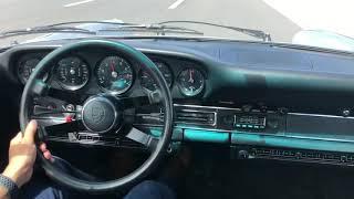 Pcarmarket Auction: 1973 Porsche 911 S Drive Video