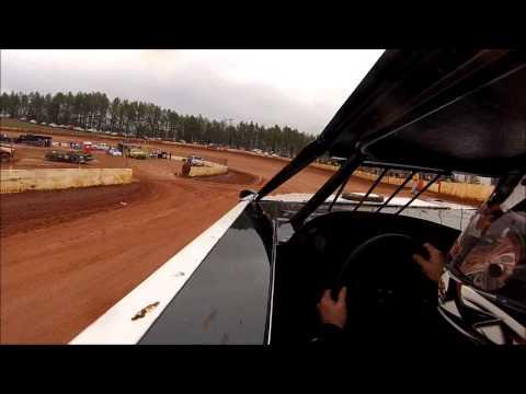 #11 Mark Bishop - Practice Laps -  North Georgia Speedway