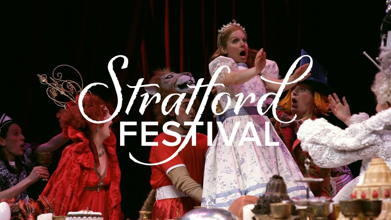 video: A sneak peek of Alice Through the Looking-Glass at the Stratford Festival
