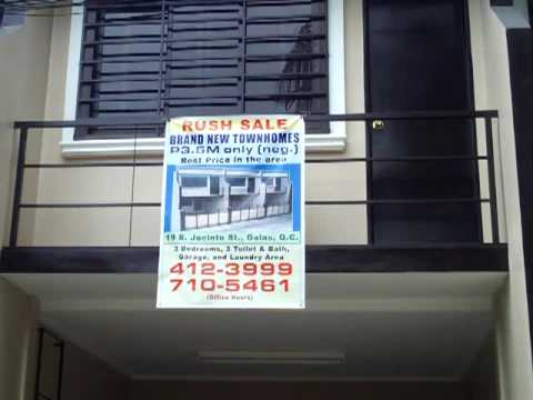 Brand New Townhomes - Galas, Quezon City