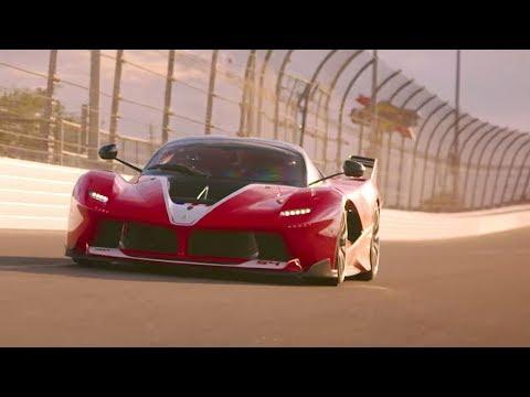 Ferrari FXX-K | Top Gear Series 24 | BBC