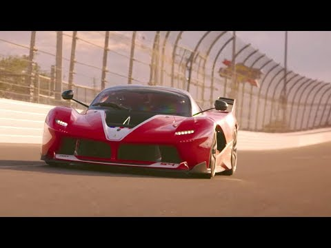 Ferrari FXX-K | Top Gear Series 24 | BBC