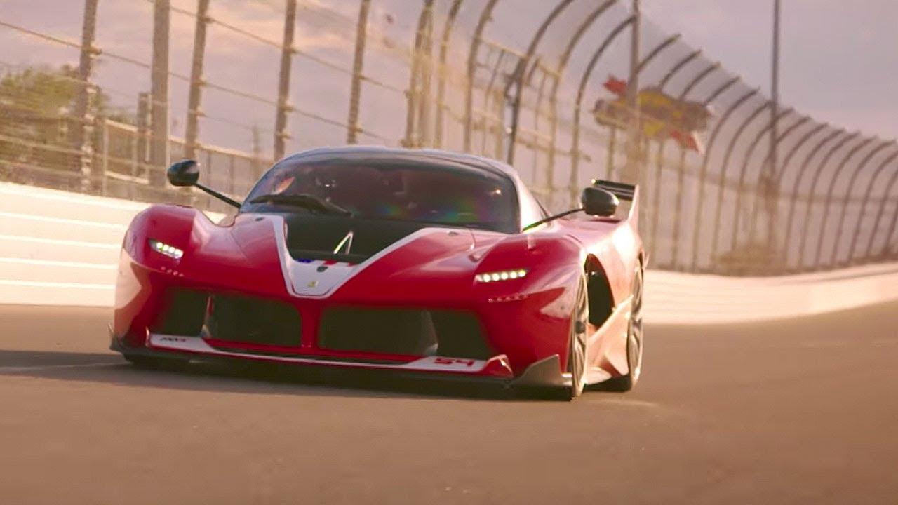 Ferrari FXX-K | Top Gear Series 24 | BBC - YouTube