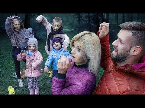 9 лайфхаков для зомбиапокалипсиса / Как выжить во время нашествия зомби – Эпизод 7 | зомбиапокалипсис | нашествия | выживание | эпизод_7 | против | выжить | новые | зомби | время | трум
