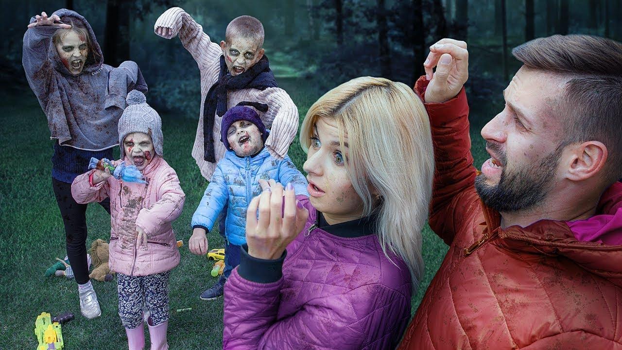 9 лайфхаков для зомбиапокалипсиса / Как выжить во время нашествия зомби – Эпизод 7
