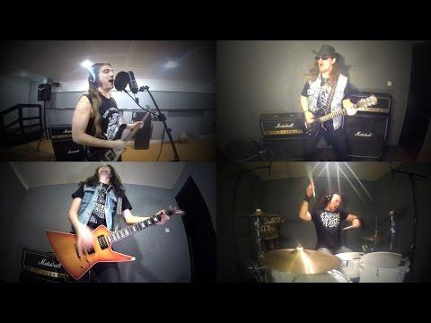 FULL COVER - Born To Raise Hell (Motörhead) by Wizzö & Iron Bastards