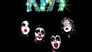 KISS 1973 - 10.  Black Diamond With Lyrics