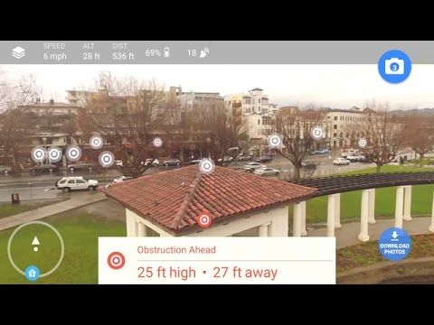 Augmented Reality Map for DJI Drones - Hivemapper