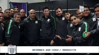 Charla sobre uso del GPS a profesores del club Alianza Lima