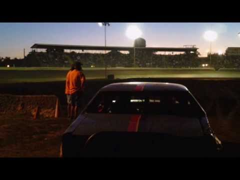 Frint Racing Belleville High Banks Cruiser Car Heat race